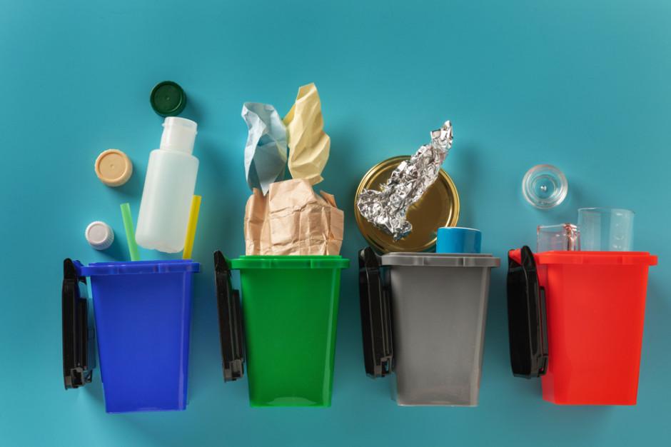 Rocznie można odzyskać 200 kg z ponad 300 kg odpadów