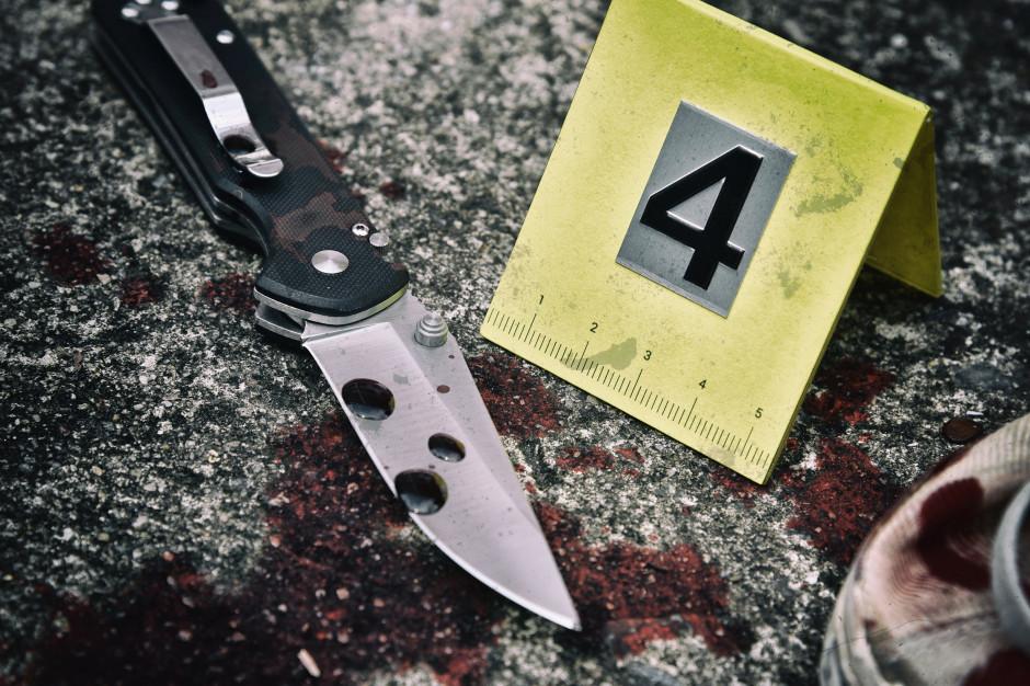 Nastolatek śmiertelnie ugodzony nożem w polskim sklepie w UK