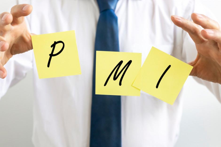 Wskaźnik PMI dla przemysłu spadł do 53,7 pkt. z 54,3 pkt.