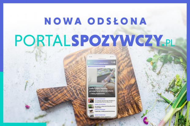 Portalspozywczy.pl w nowej odsłonie - sprawdź co się zmieniło