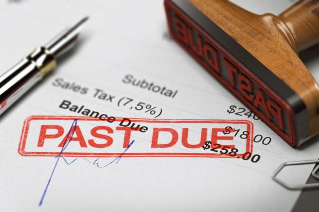 1/3 firm ma kontrahentów opóźniających płatności o ponad 60 dni