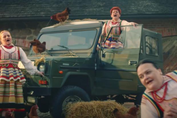 Lubella Koko Jambo. Reklama makaronu podbija sieć (wideo)