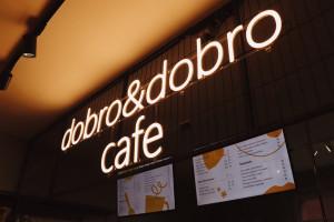 Dobro&Dobro z nową kawiarnią w Browarach Warszawskich