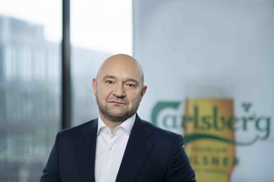Szef Carlsberg Polska: nasza strategia zdała test podczas Covid