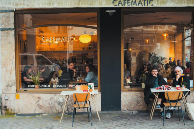 8 maja Belgia otwiera ogródki restauracyjne