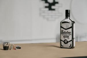 Marka Ballantine's Finest w limitowanej, czarno-białej odsłonie