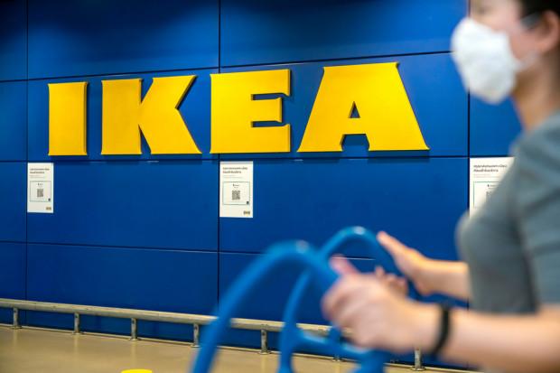 Holandia: IKEA znakuje klientów bez maseczek