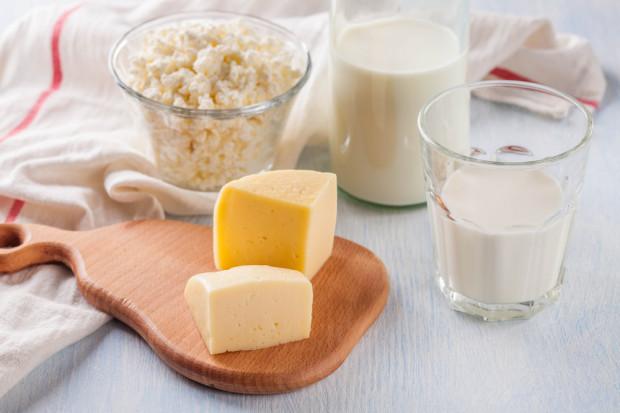 Produkty mleczne drożeją. A co z mlekiem?