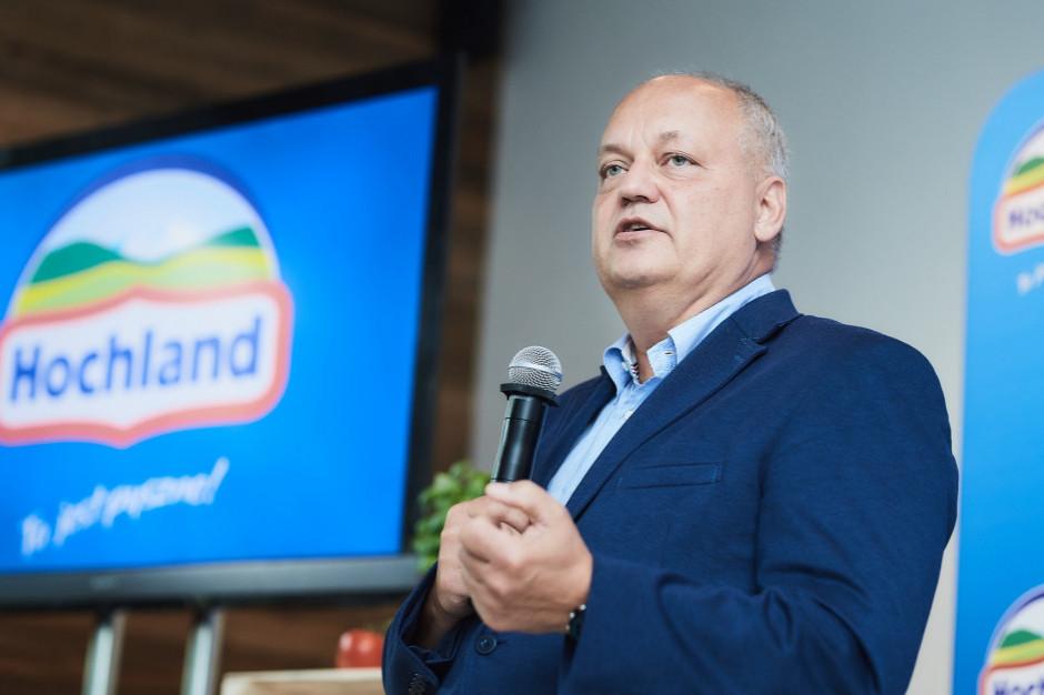 Peter Knauer, Hochland: sprzyjamy wzrostowi rynku serów w Polsce