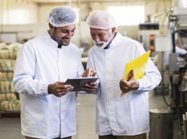 Wsparcie produkcji spożywczej w dobie wyzwań Industry 4.0