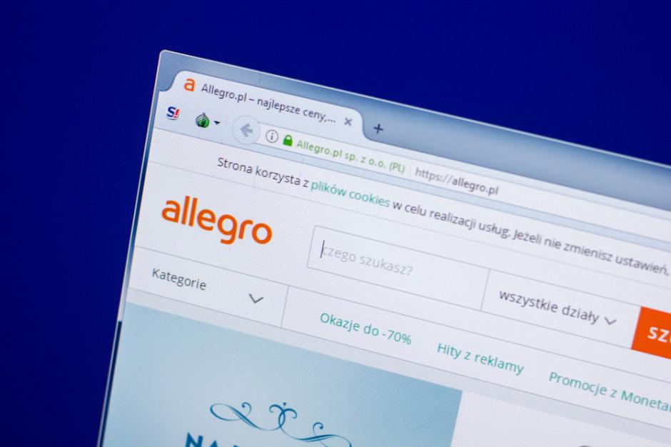 Allegro spodziewa się wzrostu przychodów