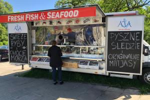 Fishtruck będzie sprzedawał ryby z dowozem