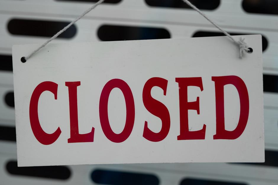 W niedzielę 16 maja zamknięte sklepy