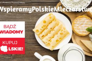 Polska Izba Mleka promuje patriotyzm konsumencki