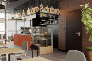 Dobro&Dobro Cafe pracuje nad własną palarnią kawy