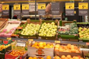 Tak tanich polskich jabłek w sieciach handlowych nie było w 2021 r.