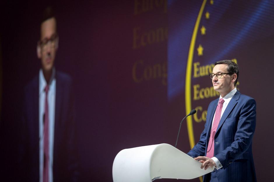 Premier: Polski Ład będzie w stanie podnieść rozwój gospodarczy