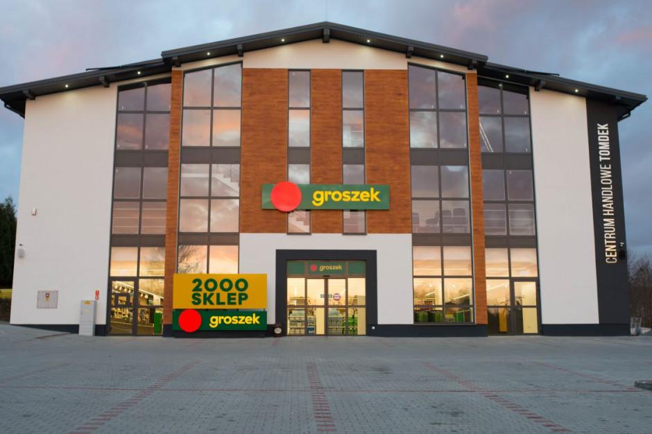 Sieć Groszek otworzyła swój dwutysięczny sklep