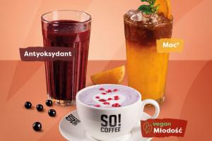 Sieć kawiarni So! Coffee łączy siły z Purella Superfoods