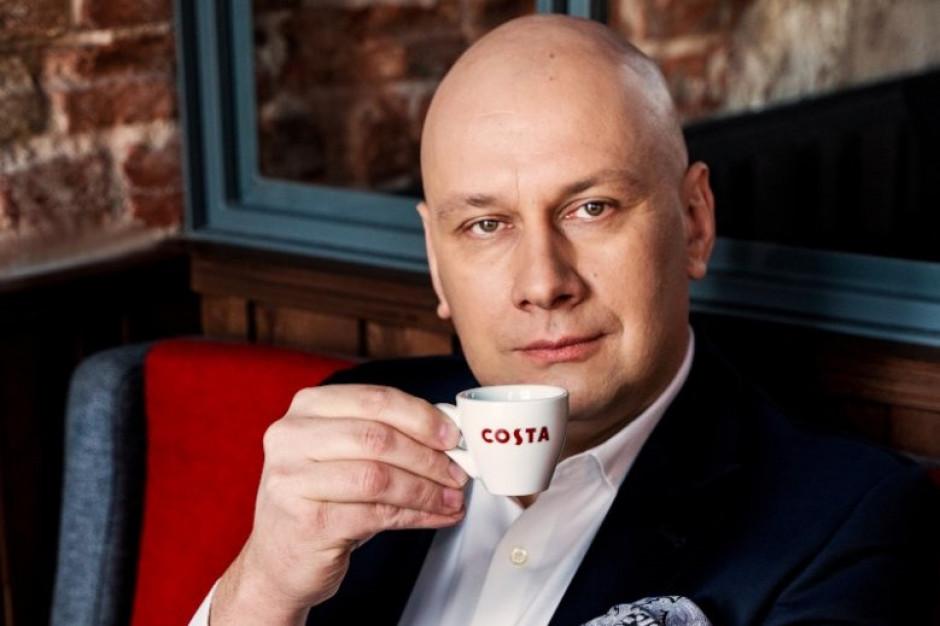 Costa Coffee stawia na sprzedaż online (wywiad)