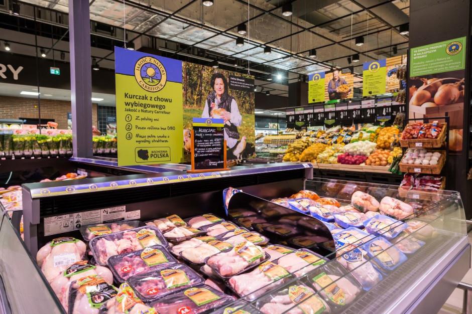 Carrefour poprawia dobrostan kurcząt mięsnych