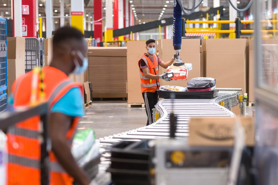 Amazon: Europejskie Laboratorium Innowacji będzie wspierać pracowników