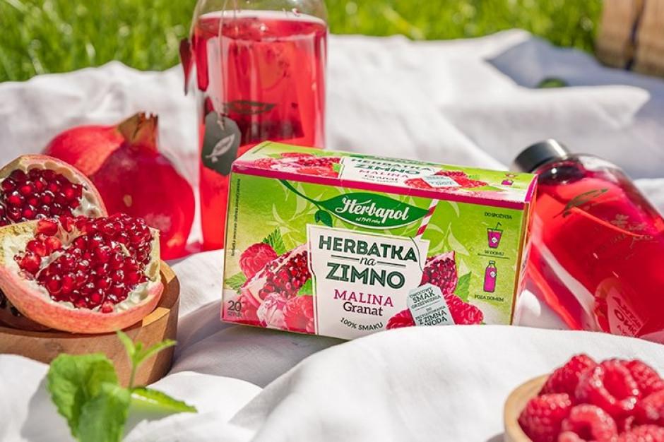 Herbapol-Lublin poszerzył portfolio herbatek typu cold brew