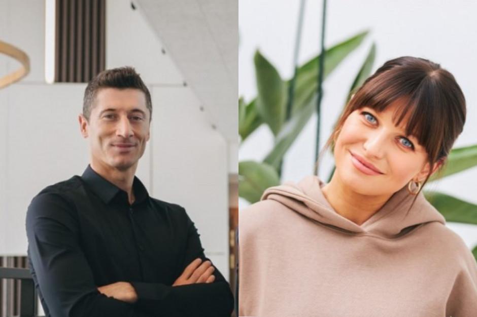 Anna i Robert Lewandowscy ruszają z nową firmą
