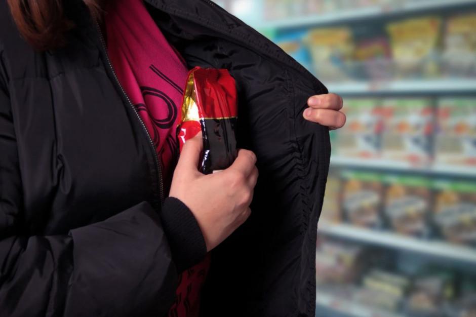 Technologia pomaga ograniczyć sklepowe kradzieże