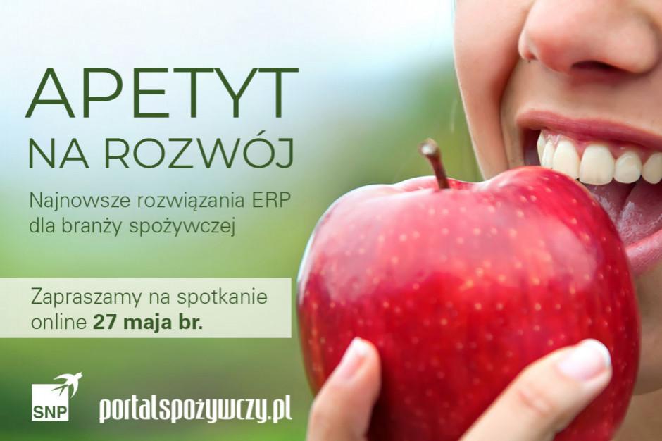 Najnowsze rozwiązania ERP dla branży spożywczej - konferencja online