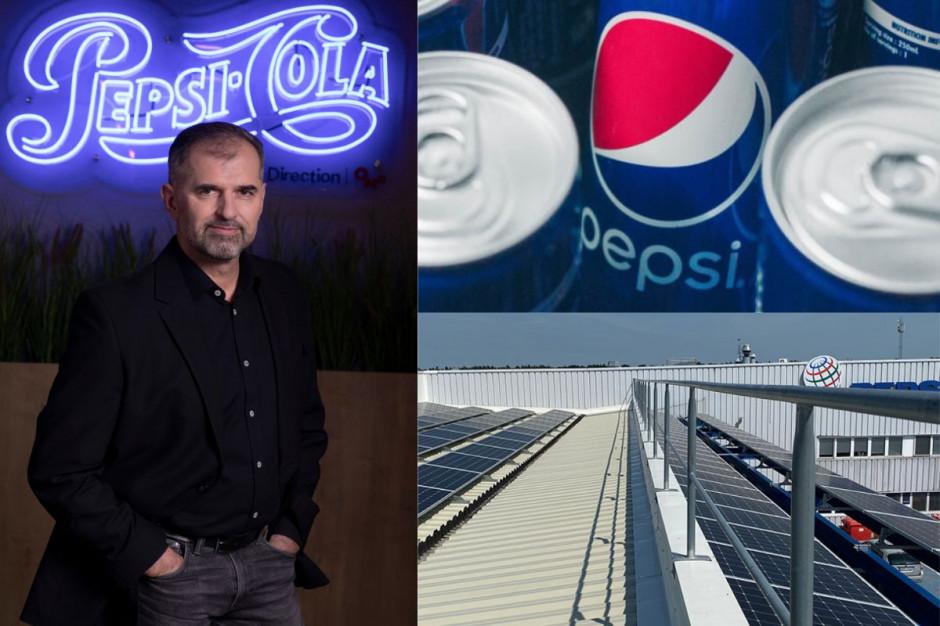 PepsiCo podnosi zdolności produkcyjne i redukuje zużycie energii