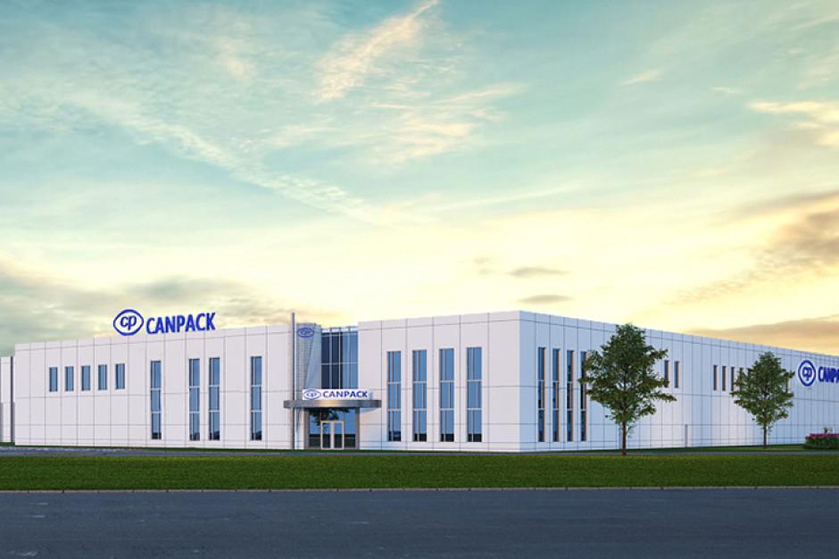 Grupa CanPack wybuduje kolejną fabrykę w USA
