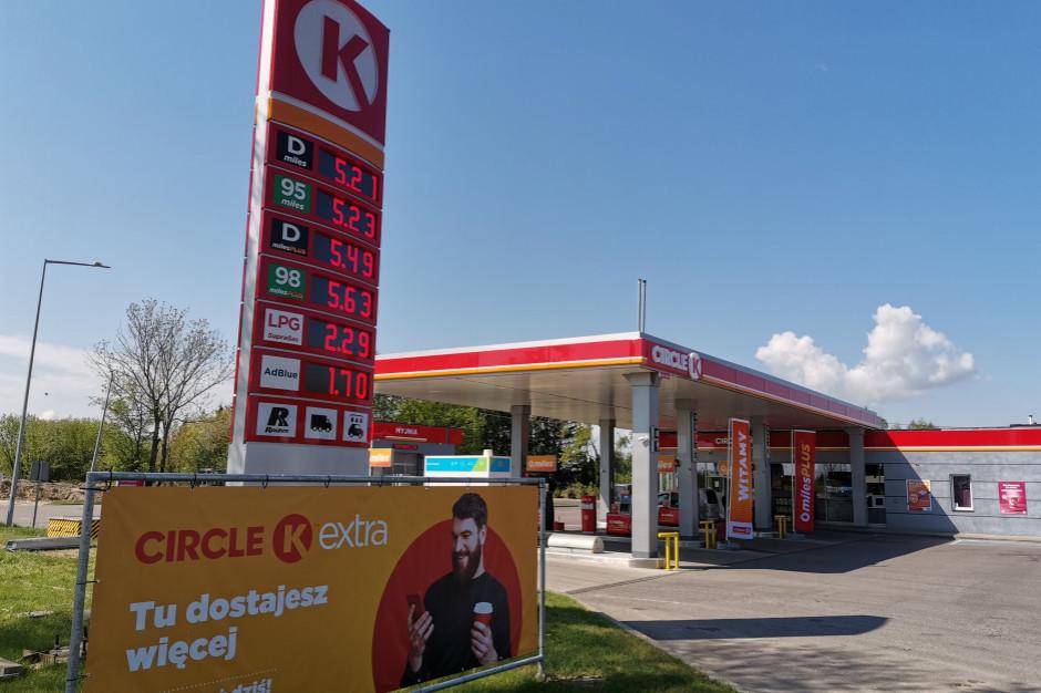 Circle K ma blisko 380 stacji paliw w całej Polsce
