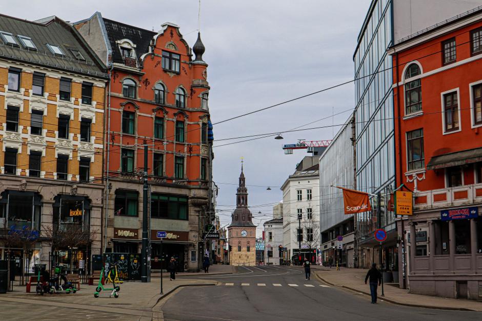 Norwegia otwiera puby