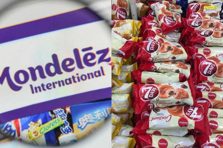 Mondelez przejmuje właściciela marki 7 Days