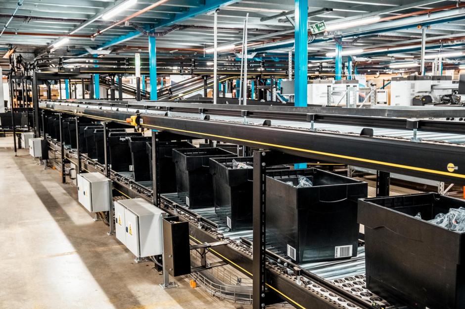 CEVA Logistics zarządza jednym z najnowocześniejszych magazynów