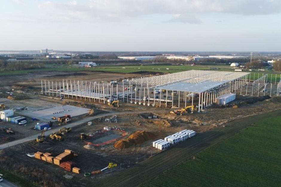 Panattoni buduje dla Zalando