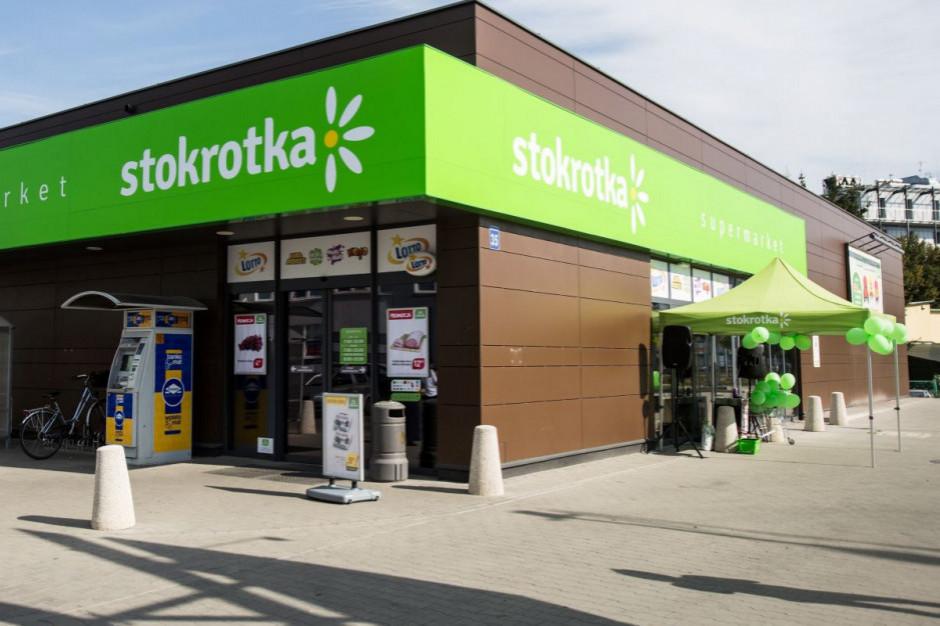 Stokrotka przejmuje 9 sklepów w rejonie Warszawy