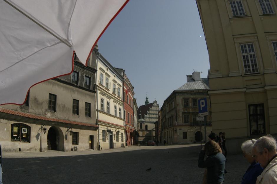 Lublin: Większość stolików w lokalach zarezerwowana
