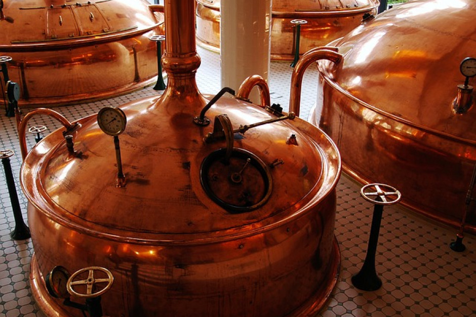 Branża piwna nadal notuje spadki produkcji po 4 miesiącach 2021 r