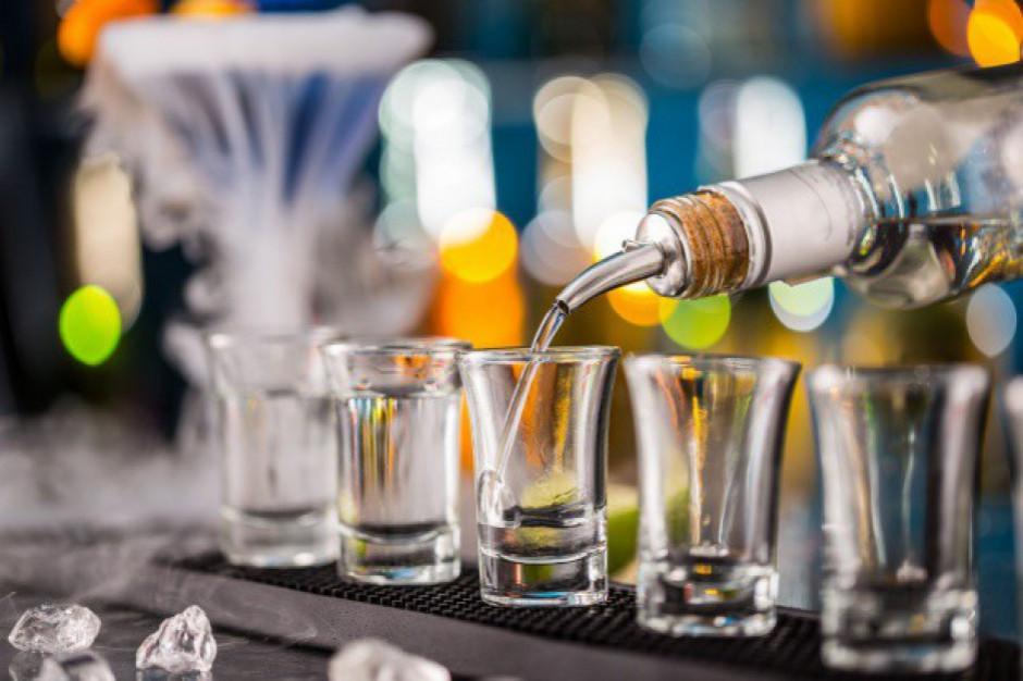 Branża spirytusowa zwiększyła produkcję wódki w kwietniu