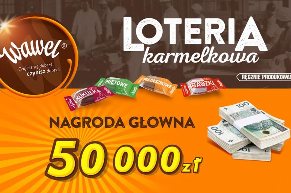 Wawel i Loteria Karmelkowa z komunikacją 360