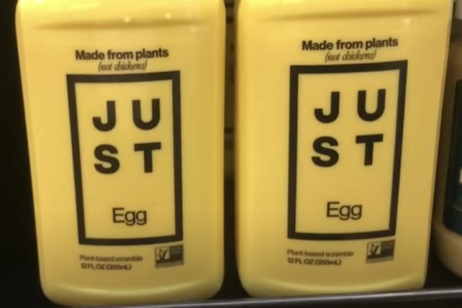 Wegańska jajecznica Just Egg coraz bliżej debiutu w Europie