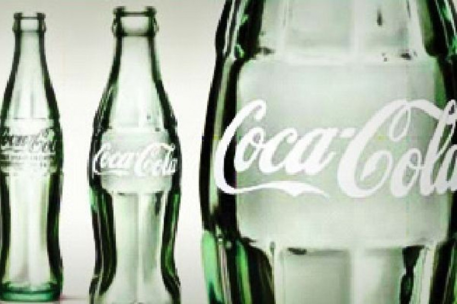 Coca-Cola testuje papierową butelkę