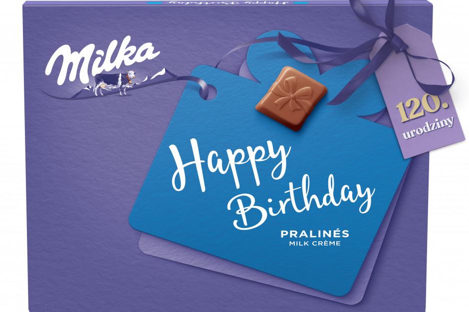 Milka organizuje loterię z okazji 120. lat działalności
