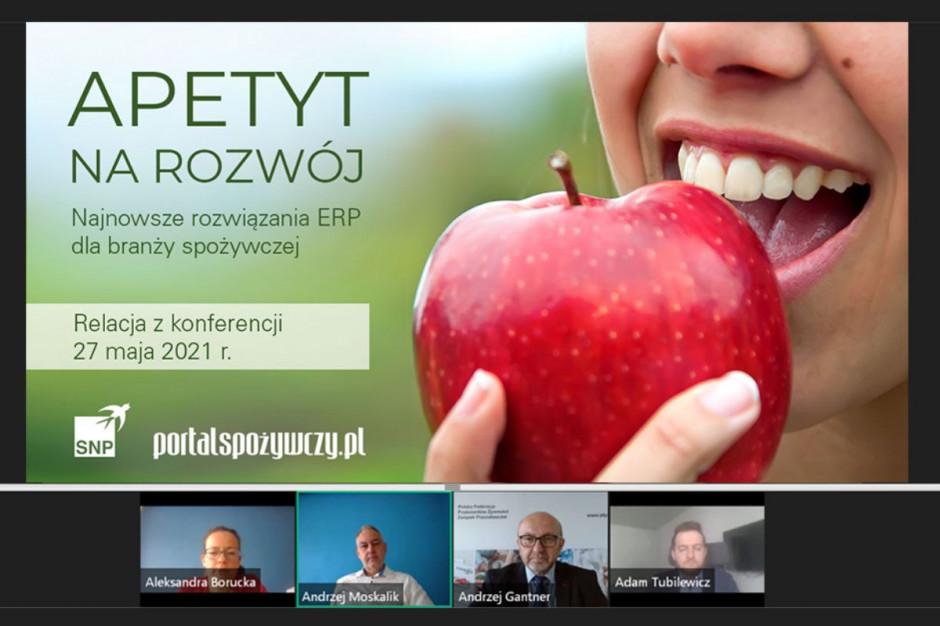 Apetyt na rozwój. Najnowsze rozwiązania ERP dla branży spożywczej - relacja