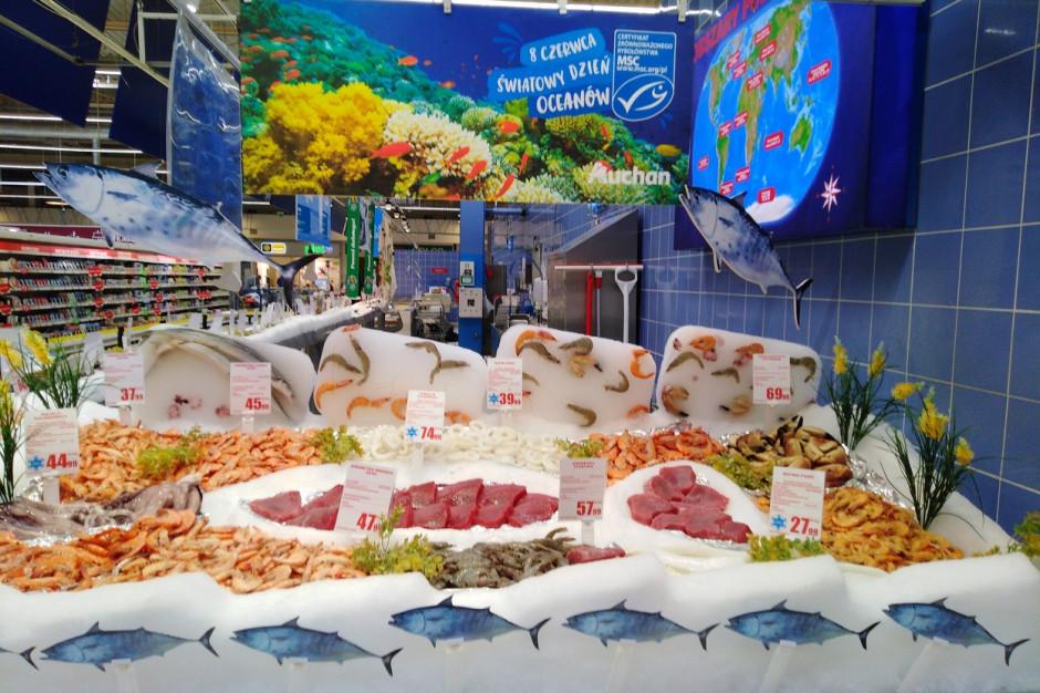 Auchan ze specjalną akcją z okazji Światowego Dnia Oceanów