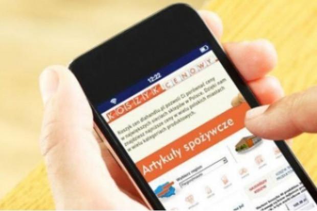 E-sklep Polomarketu debiutuje w zestawieniu Koszyk cen