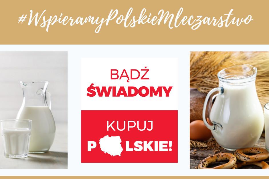 Polskie gospodarstwa mleczarskie są nowoczesne