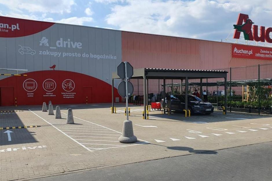 Auchan inwestuje w nowe rozwiązania i technologie energoszczędne